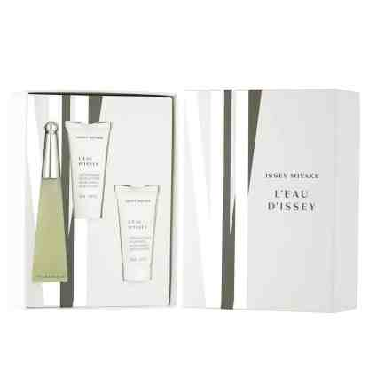 Issey Miyake L'eau d'Issey Gift Set 50ml EDT