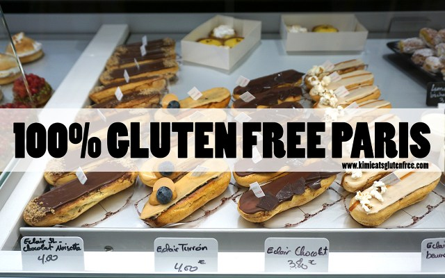12 Completely Gluten Free Restaurants in Paris
