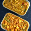 Gluten free Indian curry from Everest Spice (Holloway gluten free Indian takeaway)