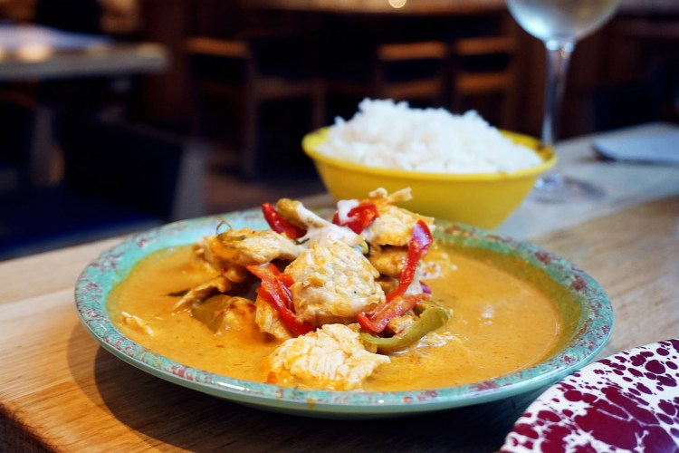 Rosa's Thai Cafe | Gluten Free Friendly Thai Restaurant Chain in London