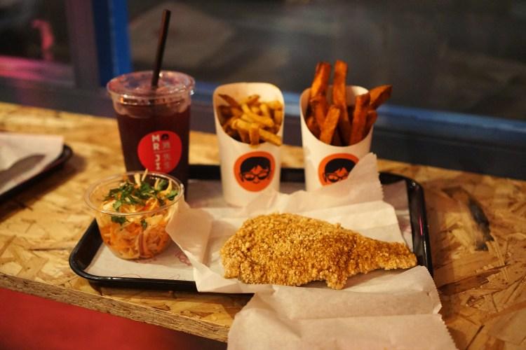 Mr Ji | Gluten Free Taiwanese Food | London