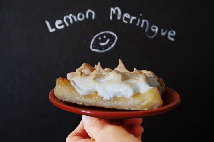 Gluten Free Lemon Meringue Pastry Slices {With Jus-Rol}