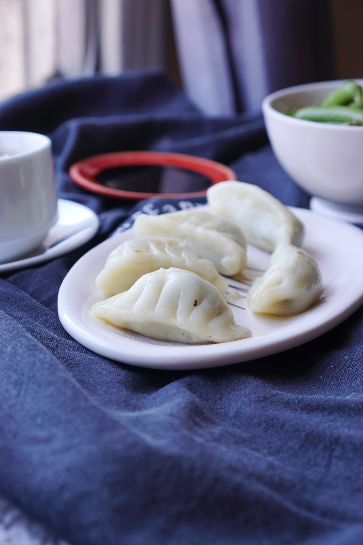 RECIPE: gluten free dumpling wrappers made from scratch with glutinous rice flour and Schar Mix It Universal gluten free flour blend | gluten free dumplings | gluten free gyoza | gluten free Chinese recipes | gluten free Japanese recipes | gluten free potsickers