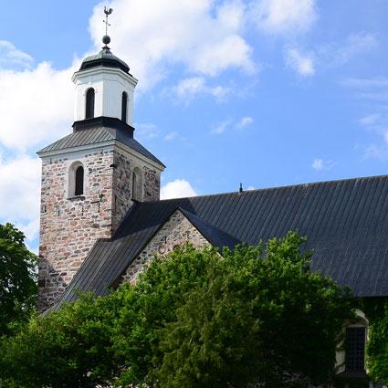 Kimito church