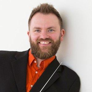 Conductor Tomas Djupsjöbacka