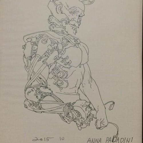 062 - Kim Jung Gi sketch dédicace