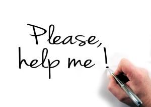 Please Help Me Note