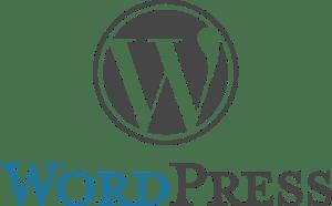 Picture of WordPress logo