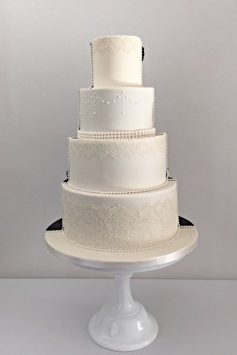 Couture Wedding Cakes Scotland