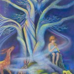 limited edition prints by Kim Novak - The Magic of Music: Original Pastel Painting by Kim Novak, created for the 2010 Britt Music Festival. Copyright 2014 Kim Novak. All rights reserved.