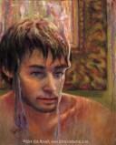 Meltdown on Wall Street, Original Oil on Canvas, Painting by Kim Novak