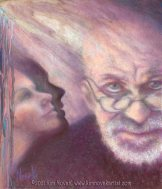 The Muse and The Mentor, painting by Kim Novak