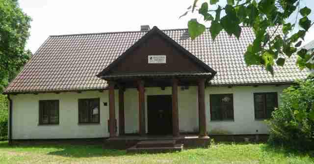 Dwór w Kurejwie dzierżawiony przez Polkowskich