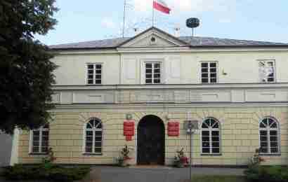 Komisarz Obwodowy i Naczelnik Powiatu Sejneńskiego