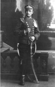 Karol Józef Geber 2 pułk ułanów Grochowskich