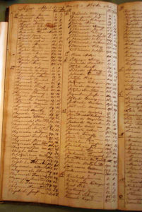 the brief history of Geneteka - paper index of vital records