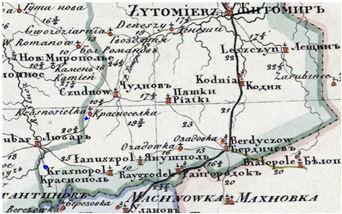 Własność ziemska na Ukrainie w 1860 roku