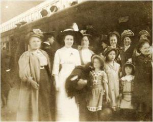 Moi przodkowie i rodzina na wakacjach OW