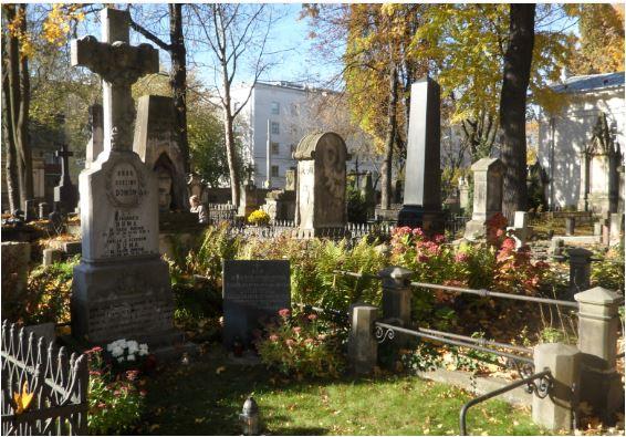 Wszystkich Świętych najbardziej genealogiczne-święto cmentarz młynarska