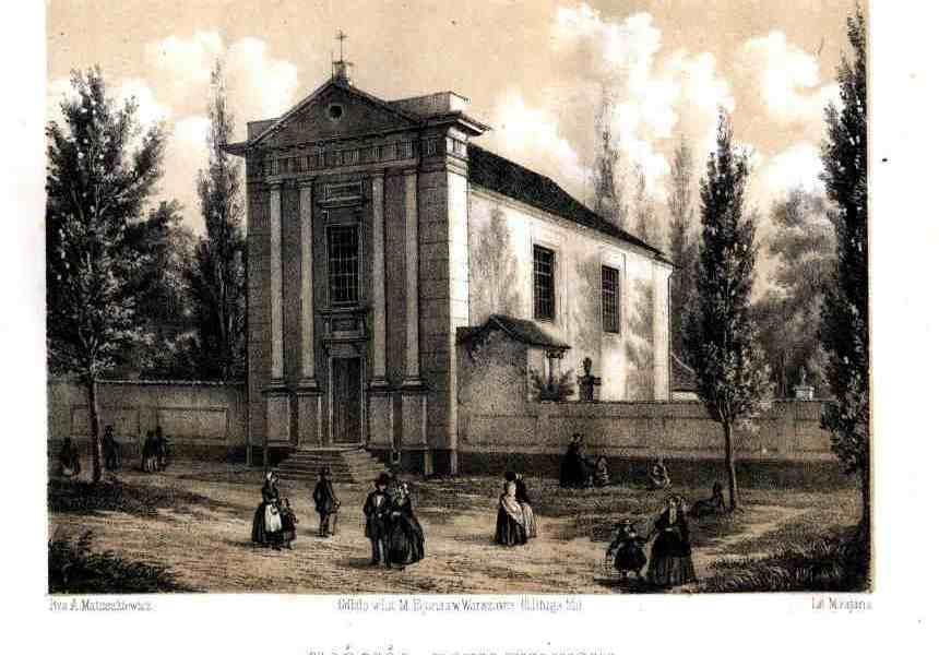 Cmentarze warszawskie to nie tylko Powązki i Cmentarz Bródnowski