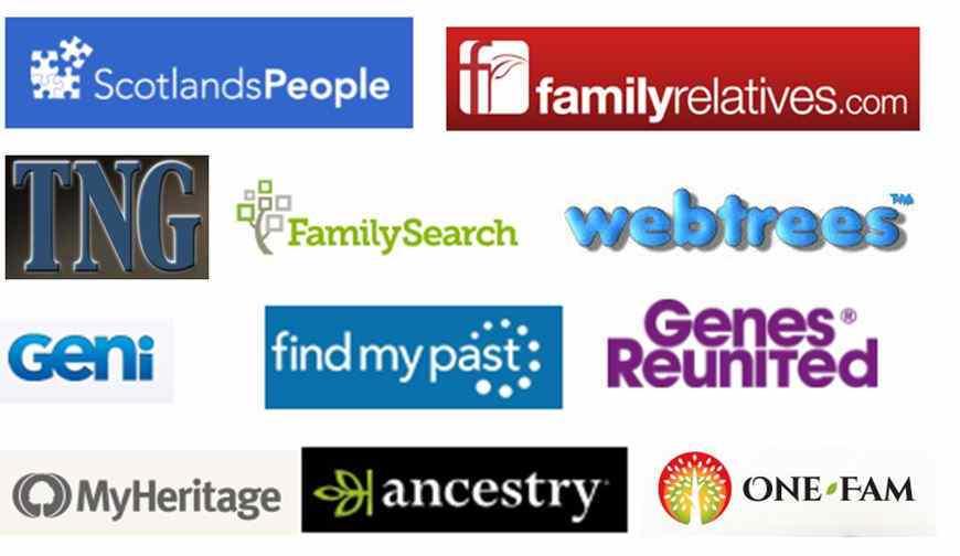Drzewo genealogiczne online to nie tylko MyHeritage