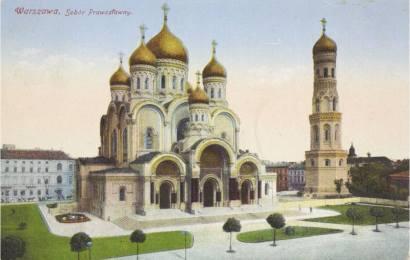 Represje rosyjskie w 1915 roku w Powiecie Warszawskim