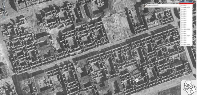 Jak szukać gdzie mieszkali przodkowie w Warszawie - mapy historyczne