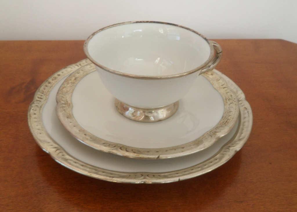 Babcina porcelana - kruchy ślad po moich przodkach
