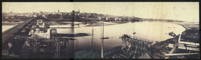 Jak trudno napisać rzetelną powieść historyczną Most Kiebedzia