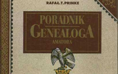 Poradnik genealoga amatora Rafał Prinke