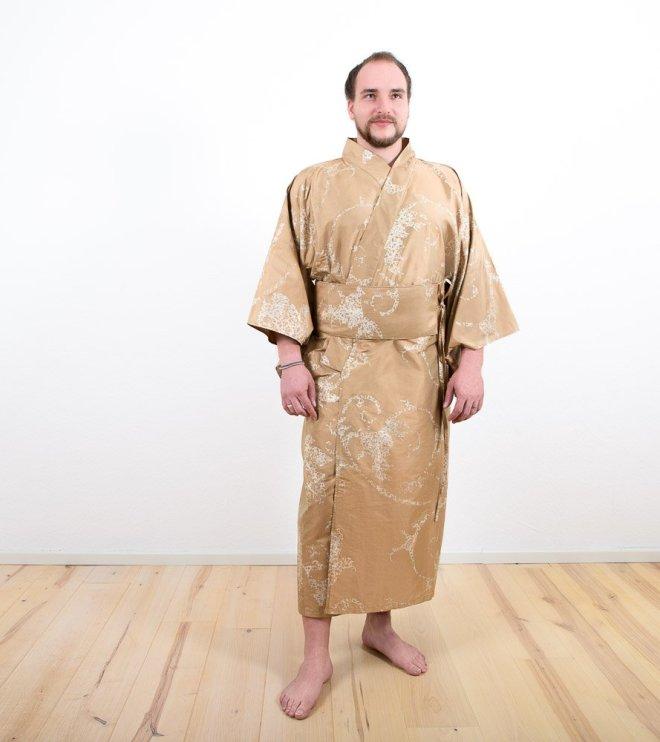 Seiden-Kimono | Credits: KimonoManufaktur