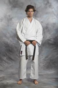 karate gi hayate kumite 8oz blanco