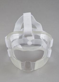 máscara de protección de karate tokaido transparente.