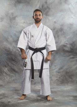 Karaté GI Kata Master WKF 12oz Blanco