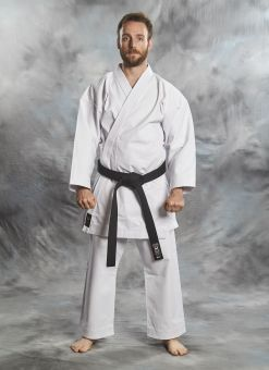 KARATE GI, TOKAIDO TSUNAMI GOLD, 14 OZ., WHITE 1