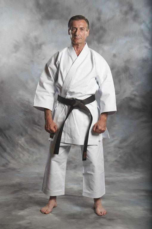 karate gi yakudo kata 12oz blanco