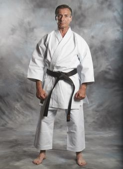 KARATE GI, TOKAIDO YAKUDO, MADE IN JAPAN, WHITE 1