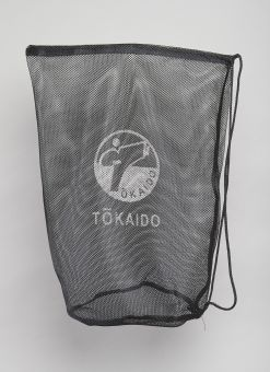 MESH BAG, TOKAIDO, BLACK