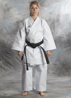 KARATE GI, TOKAIDO KATA MASTER PRO, WKF, 14 OZ., WHITE 1