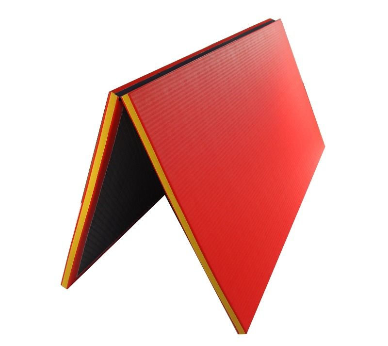 tatami (woven-tatami: tatami matx PP4L folding red)