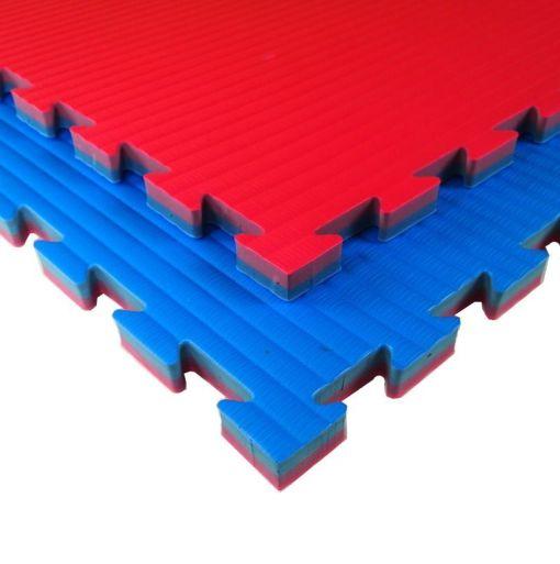 tatami tatamix TJ25 - rojo/azul