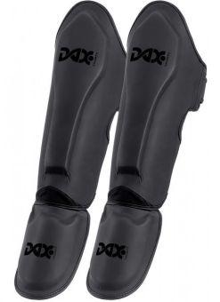 espinillera DAX negra - KickBoxing
