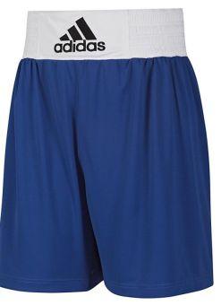 pantalones de boxeo adidas v14109 de color azul
