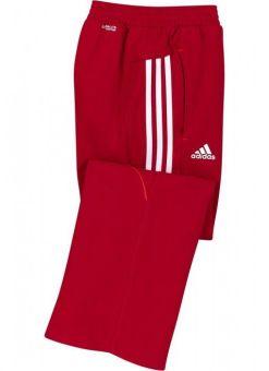 pantalón hombre adidas T12 - rojo
