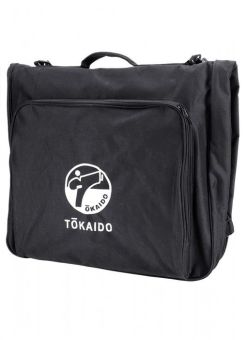 bolsa de deporte karate tokaido - negra