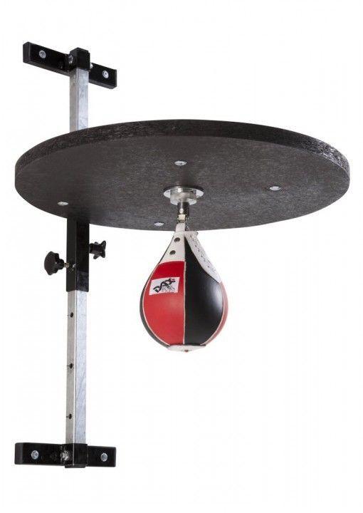 Pera de velocidad para boxeo con plataforma de velocidad para boxeo