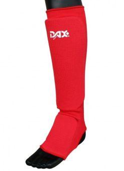 espinillera elástica roja - DAX