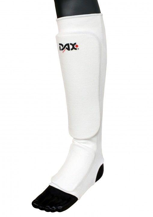 espinillera elástica blanca - DAX