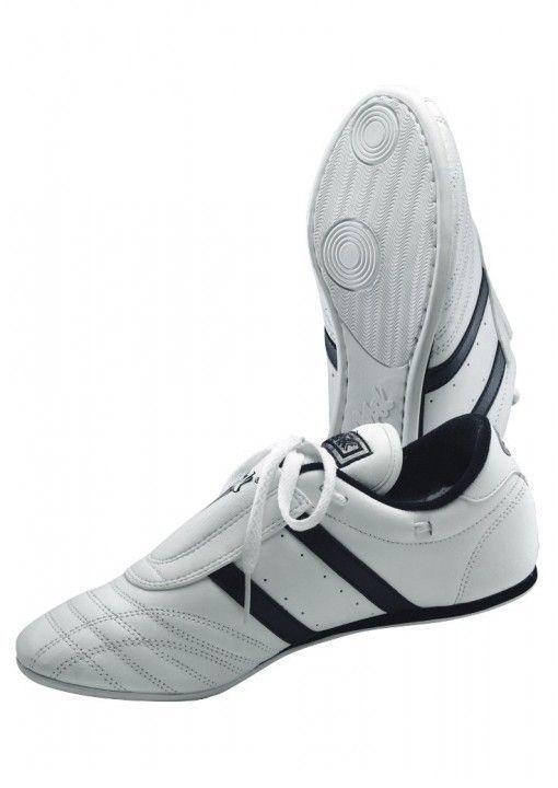 Zapatillas Artes Marciales - DAX ATAK - blancas