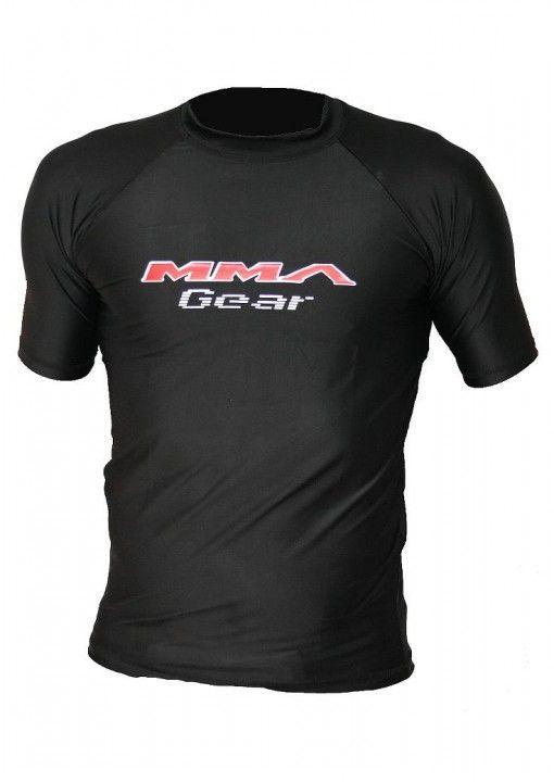 camiseta MMA DAX - negra